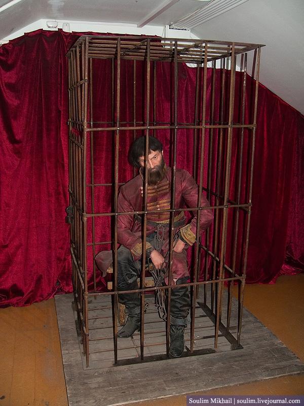 Autors: Dark Mist Spīdzināšanas ierīču Muzejs Krievijā.