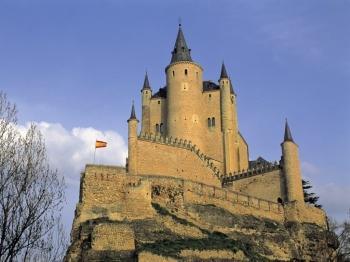 8  El Alcazar Segovija... Autors: Fosilija Top 10 pilis Eiropā