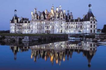 4  Chateau de Chambord Luāras... Autors: Fosilija Top 10 pilis Eiropā