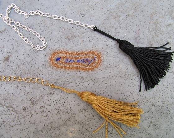 Autors: aveneee DIY  necklaces...