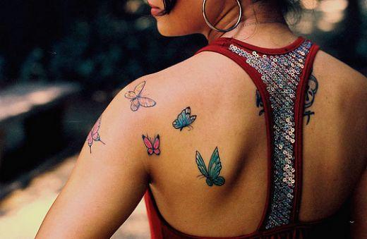 Autors: MrsPuf puf Tetovētās meitenes