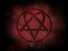Hertagrammu radijusi grupa HIM... Autors: Fosilija Daži simboli 2. daļa