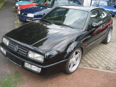 VW Corrado 19881995   ... Autors: Rozā Vienradzis Jauniešu auto izvēle III