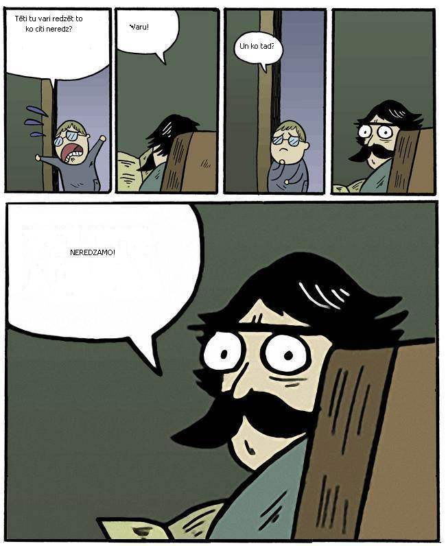 Autors: JoeCrazy Mani pirmie Stare dad!