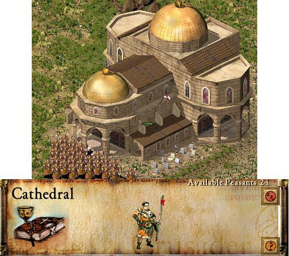 Mongsnezinu tulkojumu ... Autors: Falc0n Stronghold Crusader 2. daļa