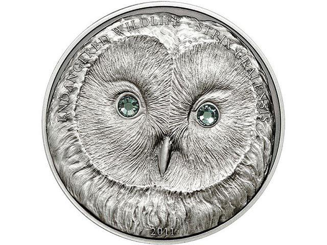 Mongolija 2011 Autors: iDIE 18 neparastākās monētas pasaulē.