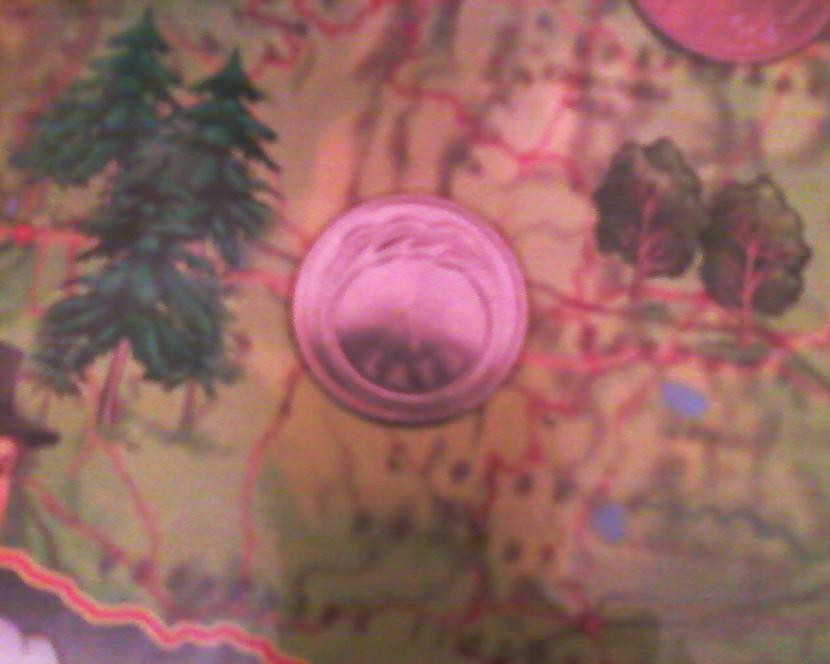 Gredzena monēta Autors: NUCKAL Mana LV 1latnieku kolekcija!!!