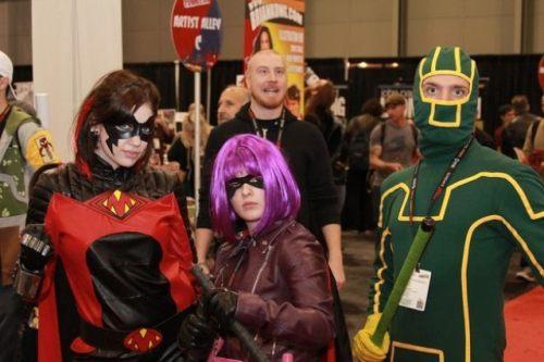 Autors: R1DZ1N1EKS Labākie - New York Comic-Con 2011