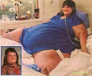 Carol YagerSvars 727 kg  viņa... Autors: KeiVii 5 Smagākie cilvēki pasaulē.