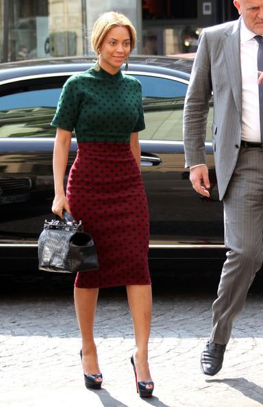 Beyonce Autors: bee62 How to Dress Your Curves Like a Celebrity