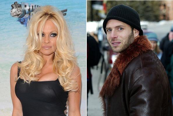 Pamela Anderson  Rick Salomon Autors: bee62 Celebrities Who Got Married in Vegas