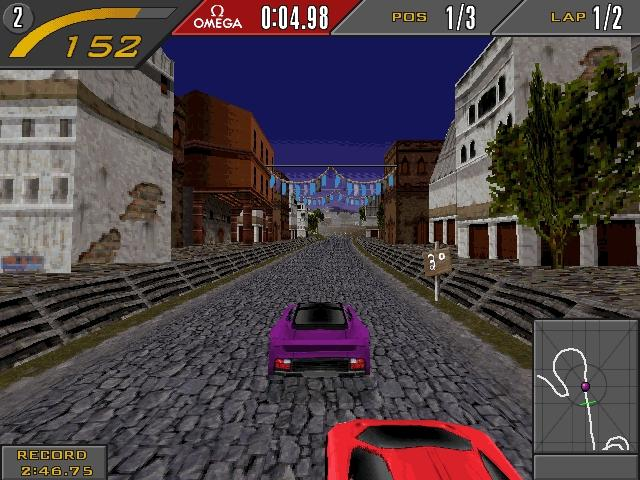 Need For Speed II  tika... Autors: GreeCore Need for speed (part 1)
