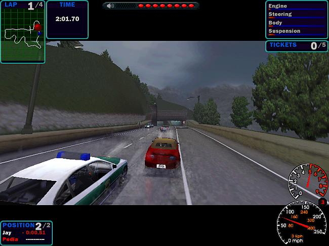 Need for Speed High Stakes ... Autors: GreeCore Need for speed (part 1)