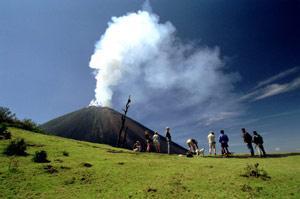 4Pacaya Gvatemalas pilsēta... Autors: Krokočalis TOP 10 - Pasaules vulkāni