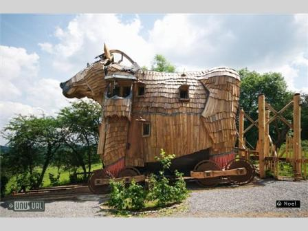 La Ballade des Gnomesviesnīca... Autors: Tommy Chong Intresantas viesnīcas