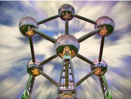 AtomiumBriseles slavenākajā... Autors: Tommy Chong Intresantas viesnīcas