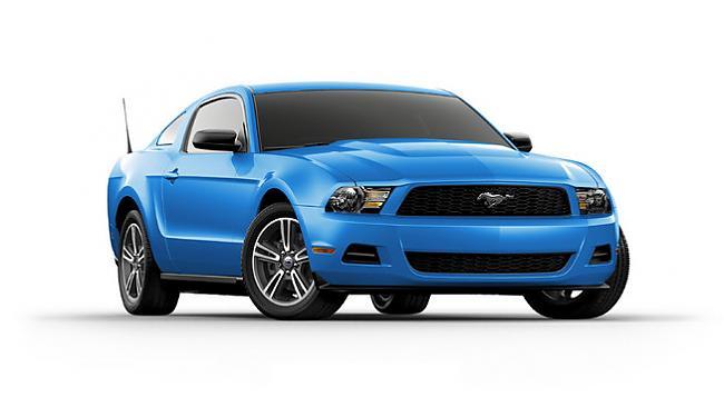 2012 Ford Mustang Autors: Plakanais Future cars