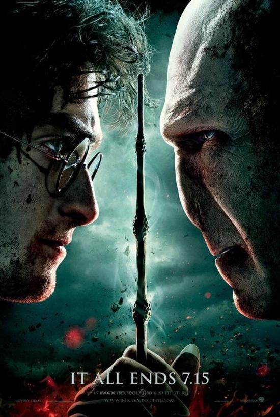 Harijs Poters un Nāves Dāvesti... Autors: MisSmarty Filmas pēc kurām raudāt
