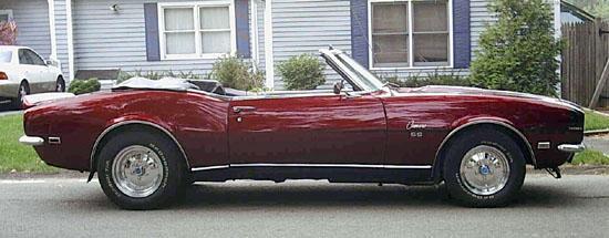 pirmo camaro izlaida 1966 gada... Autors: afrobmw Camaro