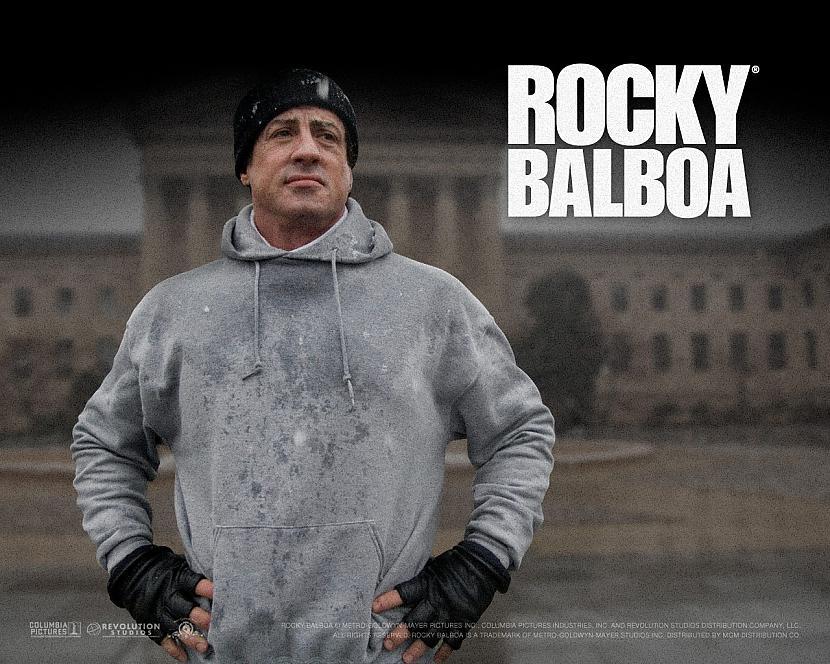 Autors: Fosilija Russian Rocky Balboa