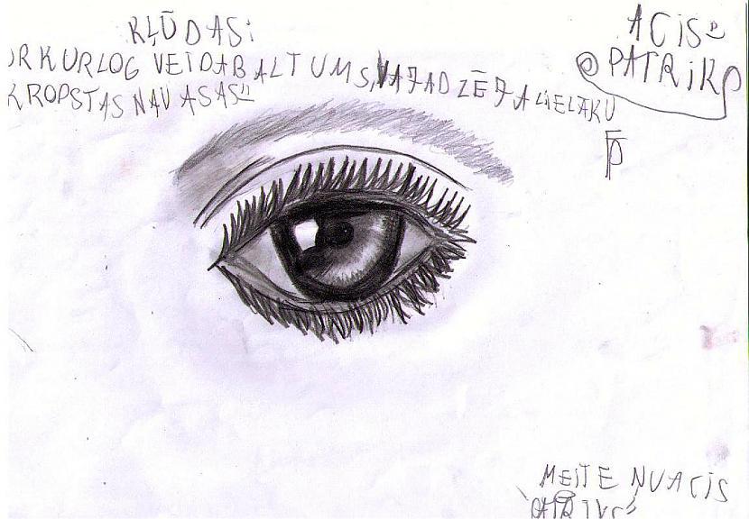Zīmēju apmēram 15min Autors: LucK Manuprāt mani labākie zīmējumi