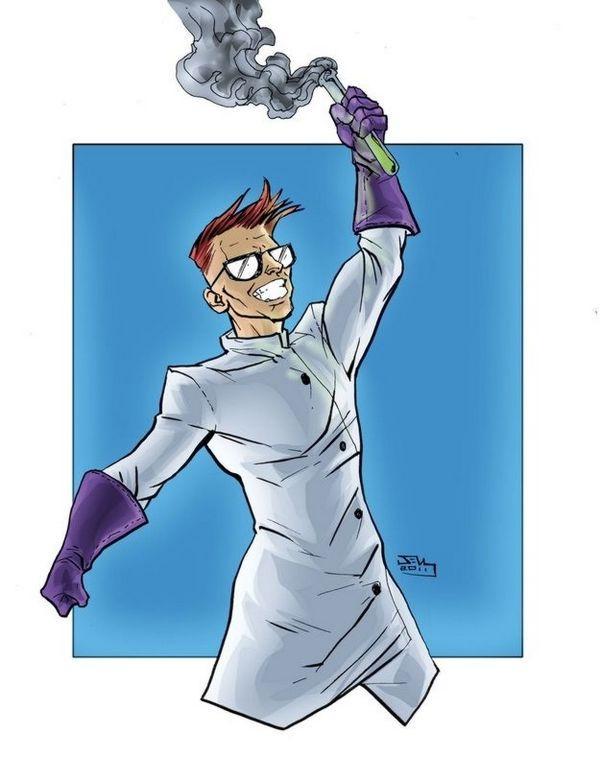 Dexters Laboratory Autors: CMONLYY Multeņu varoņi arī aug.