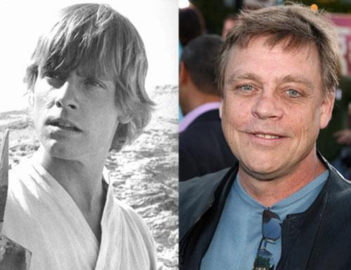 Mark Hamill Luke Skywalker Autors: Edgarinshs Star-wars aktieri pēc 30 gadiem