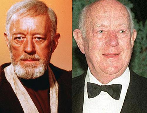 Sir Alec Guinness ObiWan... Autors: Edgarinshs Star-wars aktieri pēc 30 gadiem