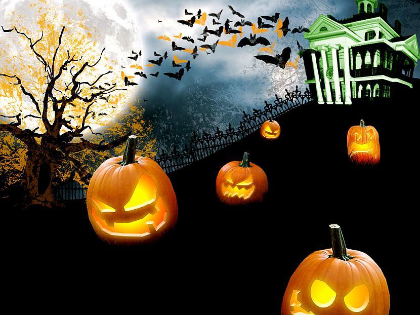 Helovīni Īrijā ir radušies... Autors: Bloody April 21 fakts par un ap Helovīniem