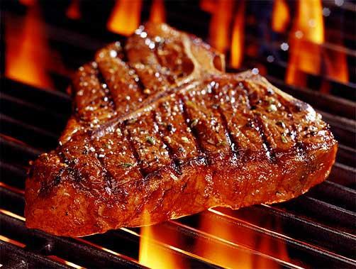 Sarkanā gaļa izraisa nepatiku... Autors: YogSothoth Dīvaini ēdienu blakusefekti