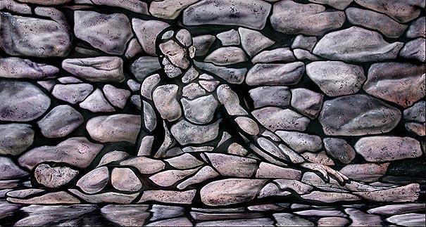 Immaculate Autors: Fosilija Body art!
