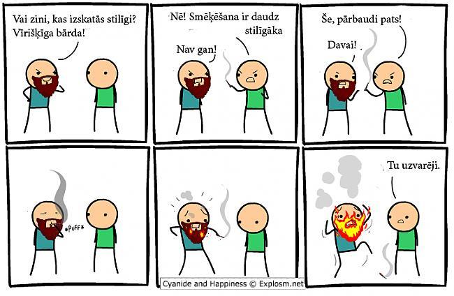 Autors: bone3 Komiksi Latviski.!