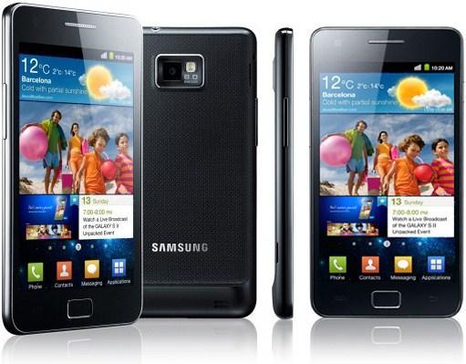 Samsung Galaxy S2 Autors: Kowalski Gorilla Glass.