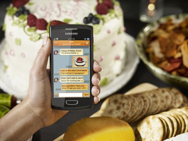 Uzlabotas aplikācijas un... Autors: HHRonis Samsung sāk Wave 3 viedtālruņa pārdošanu.