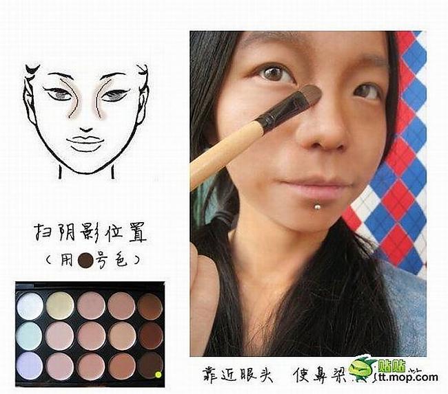 Autors: cukurdukulis Make-up pārvērtības...