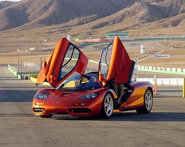 McLaren F1 970000 49276000 LS ... Autors: Rolix322 Pasaules dārgākās automašīnas