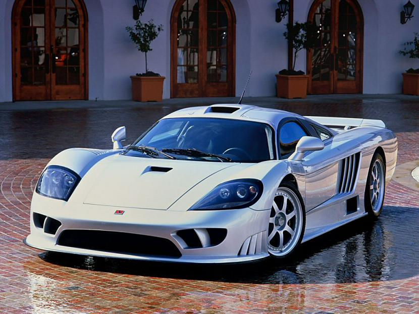 Saleen S7 Twin Turbo 555000... Autors: Rolix322 Pasaules dārgākās automašīnas