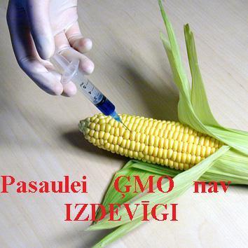 """Kad lauksaimnieki pērk ĢM... Autors: Fosilija Ģ.M.O (atsauce uz rakstu """"Pastardiena"""")"""