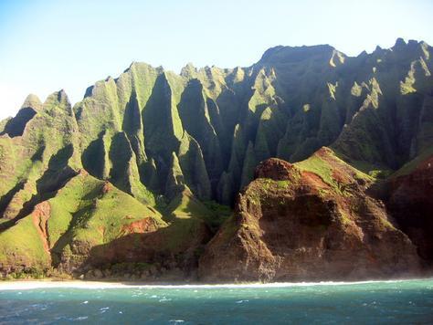 Kauai Havaju salas Napali... Autors: aģents 007 Skaisti attēli