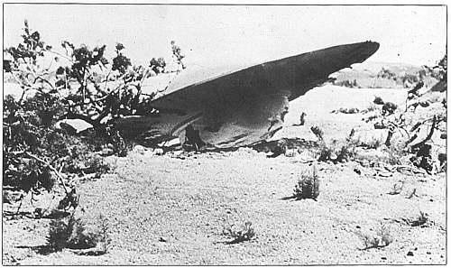 1947 gads Citplanētiešu kuģis... Autors: HollywoodHill Neatminētās mīklas