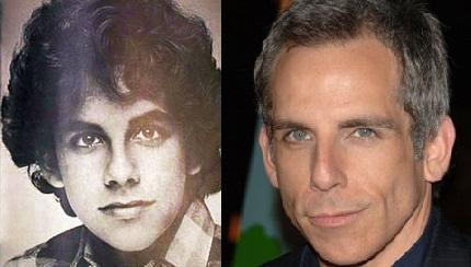 Ben Stiller Autors: Kobis Filmu zvaigznes jaunībā un tagad