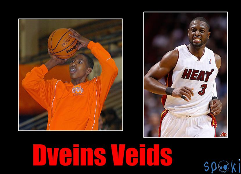 nbspDveins Tairons... Autors: kruuz Basketbolisti tad un tagad ( NBA )