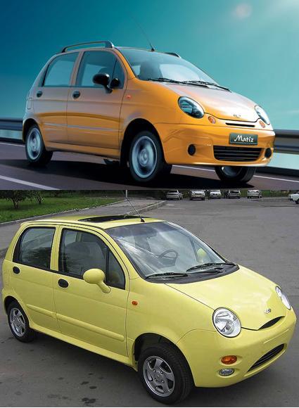 5 Autors: Lantuks China copy paste of cars- my edition