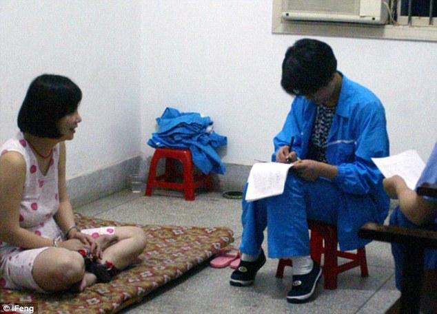 Dienu pirms nāvessoda... Autors: jumpduckfuckup Ķinas nāvessods.
