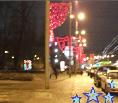 Pie dailes teātra lampām ir... Autors: ghost07 Ziemassvētki Rīgas ielās