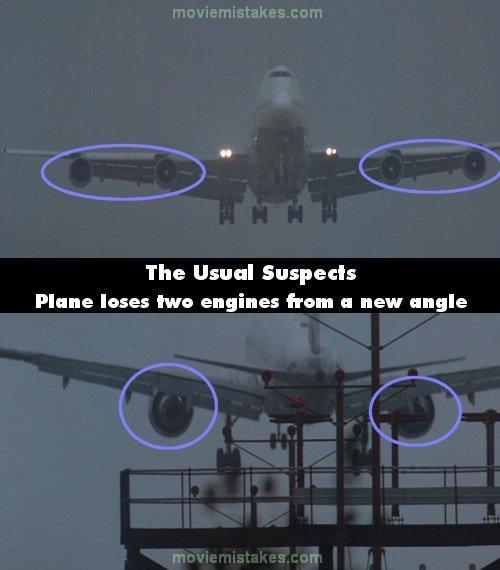 The Usual Suspects Autors: lāsmaM Filmu kļūdas