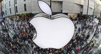 Apple atbilstoši savai jau sen... Autors: Crop Apple iekāpis ķīniešu mēslos.