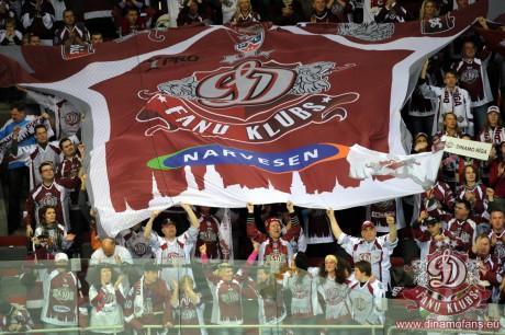 Tie kas iet uz Dinamo spēlēm... Autors: axell99 Kapēc Latvija ir labākā valsts pasaulē? [Pacelts]