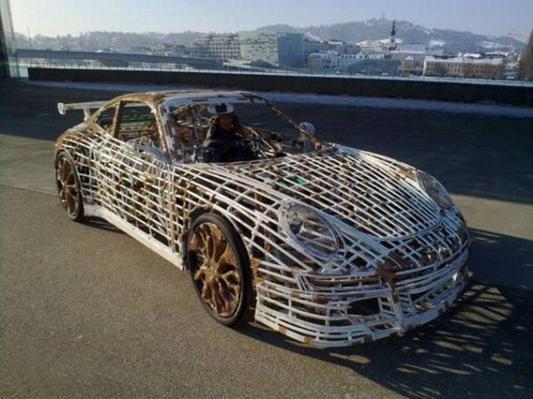 Autors: So Sad Gribi sev Paštaisītu Porsche?
