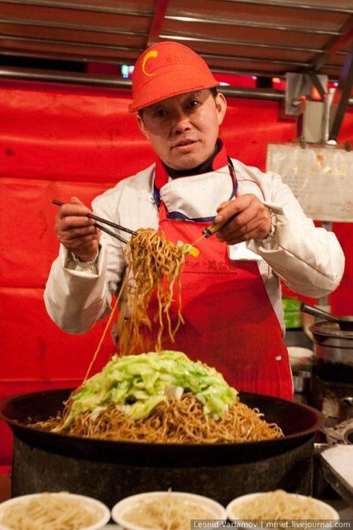 Autors: ORGAZMO ķīniešu fast food